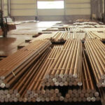 The growth history of H62 brass rod