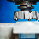 What is the impact of precision parts processing technology on industry